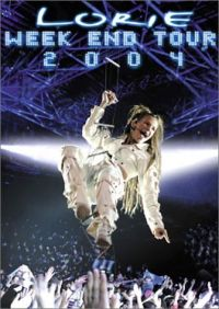 Cover Lorie - Week End Tour 2004 [DVD]